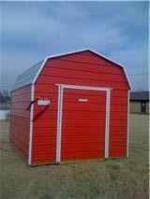 10x12 Storage Building - $2500 (Elk City)
