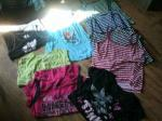 14/16 lil girls clothing lot 23 pieces - $10 (west mobile)
