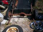 1957 Chevy rear axle housing - $60 (raeford)