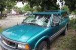 1995 GMC Sonoma SLS Club Coupe 4WD