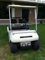 1998 GAS CLUB CAR GOLF CART RUNS GREAT!! - $900 (Beaver Dam, KY)