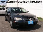 2001 Volkswagen Passat GLS V6 4Motion