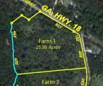 26 Acre Farm in Jones County - $2350 (Gray, GA)