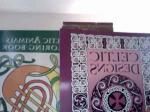2 Celtic designs books and 2 Celtic animals books - $15 (RR)