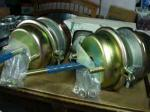 2 SEMI TRACTOR TRAILER TYPE 30 AIR BRAKE CANNISTER - $75 (THOMASVILLE )