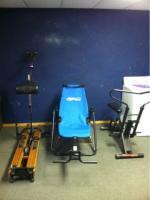 4pc Exercise Equipment - $300 (Hartford, Ky)