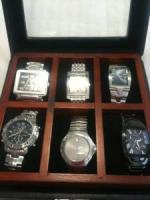 6 watches for sale - $850 (Morrison)