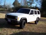 99 factory rhd postal jeep 2 wheel drive - $5000 (cantonment fl)