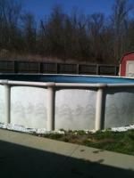 Above ground pool - $2600 (Owensboro ky)