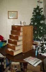 Adeptus Six Drawer Pine Cabinets - $15 (washington court house/ greenfield)