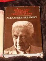 Alexander Kerensky autograph - $1000 (Oroville Ca.)