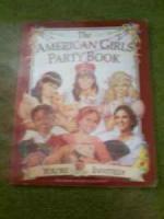 American Girls Party Book - $5 (Wernersville)