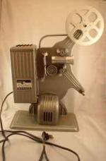 Antique 16MM Keystone Moviegraph Projector Still in Box! - $85 (Hanover)