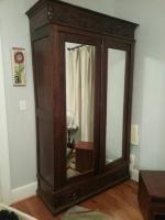 Antique Armoire - $450 (Dalton, Ga)