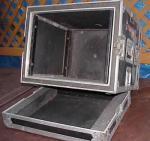 Anvil style Tour Case Co. - 7 Rack Space Case.
