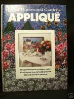 Better Homes and Gardens Applique Hardcover Book - $5 ( (Fairfield Township 45011))