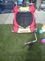 bike trailer/ jogging stroller - $95 (3136 W. Sylvania Ave)