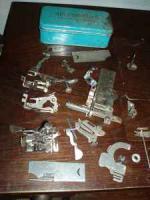 Box of Sewing Machine Accessories - $20 (Quakertown Area)