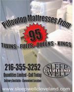 Brand New Full Size Pillowtop Mattress - $143 (Middleburgh Hts)