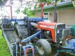 Brouwer Harvester - $7500 (Louisville)