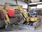 Caterpillar Mini-Excavator - $26450 (Pittsburgh)