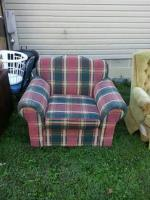 Chairs, desk and end tables (Chillicothe)