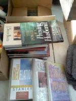 Christian Books & Resources (Lot) - $100 (Little Falls)