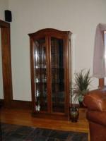 Curio Cabinet - $500 (Lancaster, WI)