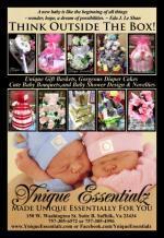 Diaper Cakes by Ynique Essentialz