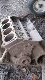 ENGINE BLOCK - $35 (APPOMATTOX)