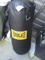 Everlast small heavy punching bag - $30 (Canal Winchester)