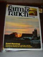 FARM RANCH LIVING MAGAZINE - $300 ( DETROIT, MI)