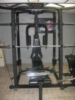 fitness gear ultimate smith machine manual