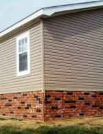 Flimsy Vinyl Skirting Troubles? Get Quik Brick! (Oklahoma)