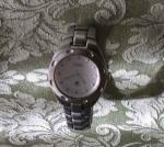 FOSSIL BLUE SILVER FACE WATCH - $40 (BROOMFIELD)