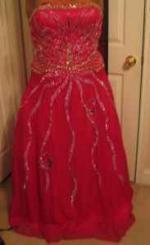 Fuschia Dress - $250