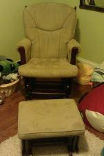 Glider/Rocking Chair - $150 (Portsmouth,OH)
