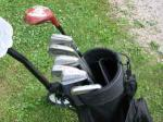 Golf Clubs, Golf Bag - $40 (Ashland, OH)