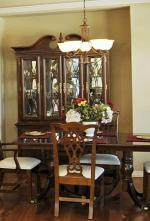 Gorgeous Early American China Cabinet - $350 (Denver)