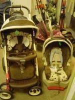 Graco Quattro Tour Travel System - $115 (Palmerton/Whitehall)