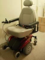 Hardly Used Electric Wheelchair - $750 (Denver)