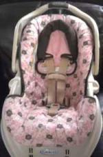 Infant Girls Graco Carseat - $35 (Stillwater, oklahoma)