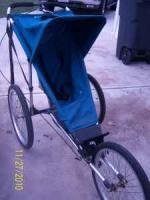 Jogging stroller baby jogger - $75 (Hilliard)