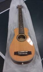 Johnson Travel Guitar with Bag - $90 (Depew)