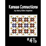 Kansas Connections Quilt Book - $8 (Fairfield Township 45011)