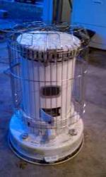 Kerosene heater - $50 (Cincinnati)