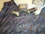 King comforter set - $25 (Valdosta)