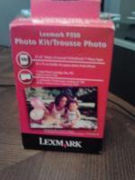 Lexmark P350 Photo Kit - $10 (Troy)