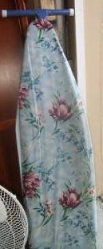 Like New ironing board with cover - $8 (Valdosta/Studstill)
