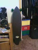 longboard - $170 (albuquerque)